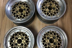 "Selling: 13"" 4x100 BBS Motorsport E68 Magneisum Wheels"