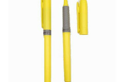 Buy Now: 2000 Hi Lighters - BIC Brite Liner Grip Highlighters, Yellow