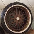 """Selling: 19"""" Custom wheels"""