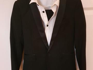 Ilmoitus: Smokki puku ja smokkipaita 152/158