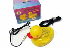 Buy Now: 20 Phones - Novelty Mini Yellow Duck Hands Free Phone
