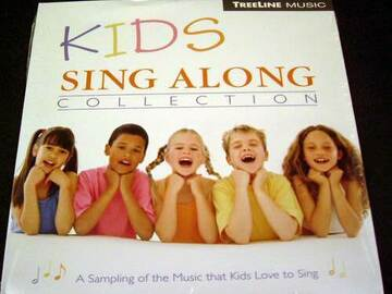 Buy Now: Wholesale NIP Kids Sing Along Collection Classic Childrens 10 Son