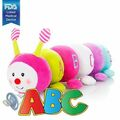 Buy Now: CuddlesMe Pacifier with Detachable Learning Caterpillar ABC, FDA