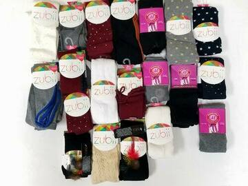Buy Now: Zubii – Great Assortment Of Girls Kids Boutique Fashion Tights –