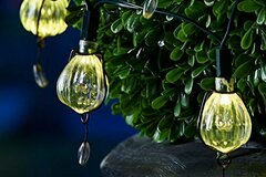 Buy Now: Light Idea – 20ct Solar Jewel String Light