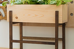 9 Credits: Build Your Own Tabletop Planter