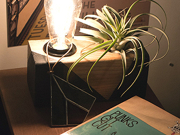 9 Credits: Build Your Own Night Lights & Candle Holders
