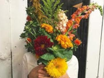 Events priced per-person: Floral Design Class