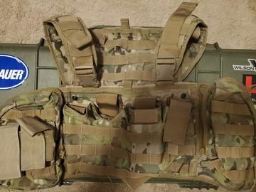 Selling: FSB Mk2 JTech Russian Chest Rig