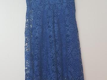 Selling: Blue Lace Dress