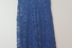 Selling: Blue Lace Dress