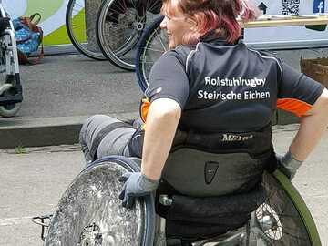 Selling with online payment: Meyra - Rugby wheelchair