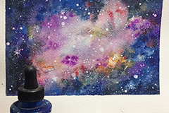 7.5 Credits: Painting the Night Sky