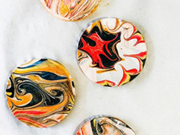 Events priced per-person: Making Marbled Paper