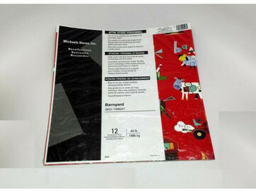 "Buy Now: Pack Of 12 ""Barnyard"" Scrapbooking Paper (12″ X 12″) – Only $1.00"