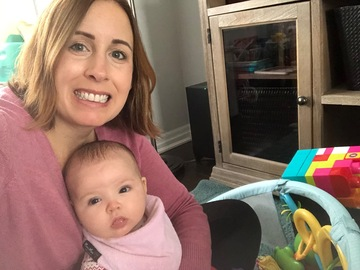 Connect with Sitters: Maternity Leave Mama