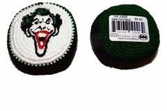 "Buy Now: 40 Knit Bags-Licensed ""The Joker"" Batman Dc Comics Hacky Sack"