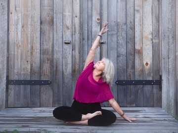 Private Session Offering:  Slow Yoga - Improve Brain Function