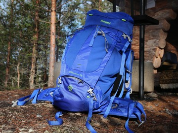 Leier ut (per day): Bergans Glittertind 70 L medium