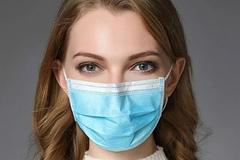 Buy Now: Disposable Face Mask VIRUS FLU urgical Medical Dental Industrial