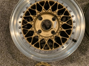 Selling: BBS RS 041 15x6.5 ET 36