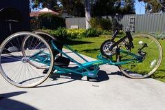 Weekly Rate: Top End Force K Handcycle