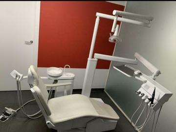 Gebruikte apparatuur: Kavo tandartsstoel alles compleet