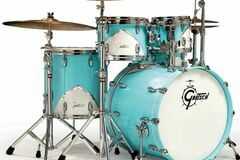 Selling with online payment: GRETSCH RENOWN '57 MOTOR CITY BLUE