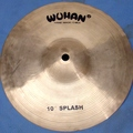 "Selling with online payment: WUHAN 10"" splash cymbal"