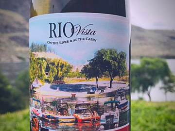 Discover: Rio Vista Wines at the Cabin
