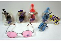 Buy Now: 48 Pair - Glamour Girls Kids Cool Folding Sunglasses