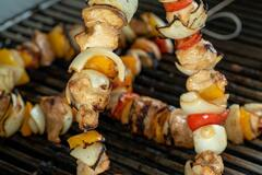 Make An Offer: 200 Sets - Cobble Creek Flexible BBQ Grilling Skewers