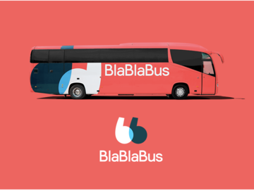 Vente: Bon d'achat BlaBlaBus (98,99€)