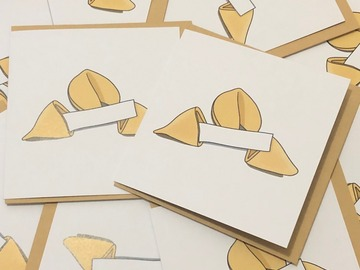 : Fortune Cookies - Personalise your own