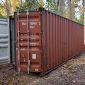 Vendiendo Productos: 40 Foot Standard Shipping Container Delivered to 31516.