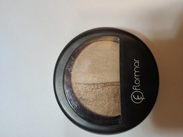 Venta: Flormar- Terracotta Powder 23 Dual Gold