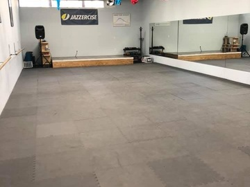 List a Space: 1000 square feet fitness space