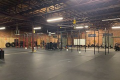 List a Space: 1940's Industrial Fitness Warehouse