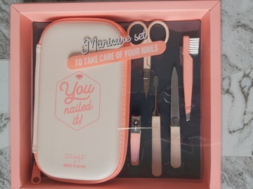 Venta: Kit de manicura Beter & Mr.Wonderful