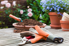 NOS JARDINS A PARTAGER: Cède jardin contre entretien
