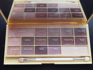 Venta: NAKED CHOCOLATE by I heart MAKEUP