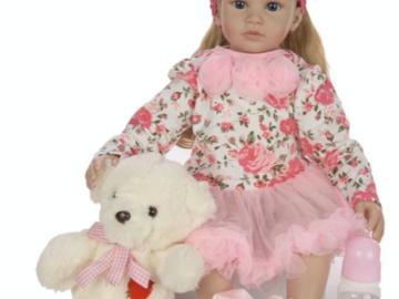 Buy Now: Baby Christine (Lifelike Doll)