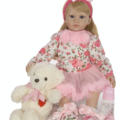 Buy Now: Baby Christine (Lifelike Doll)