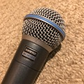 Renting out: Shure BETA 58A