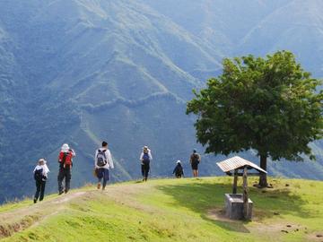 Réserver (avec paiement en ligne): Le rendez-vous des randonneurs - Colombie