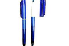 Buy Now: 500 pens - Dual 2 In 1 Plastic Blue Highlighter & Pen – #55883