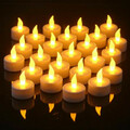 Buy Now: 144 Tealights - Flameless Tealights Battery Operated Amber LED