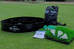 Make An Offer: Chip-Down Portable Golf Game CLOSEOUT