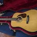 Selling: early '80's Sigma D-2-Martin D-28 knock-off