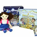Buy Now: A Hanukkah Tradition The Story Of Funukkah Girl Plush Doll & Book